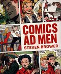 Comics Ad Men SC (2020 Fantagraphics) 1-1ST