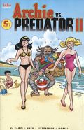 Archie vs. Predator II (2019 Archie) 5E