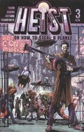 Heist Or How to Steal a Planet (2019 Vault Comics) 3