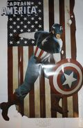 Captain America #616 Poster (2011 Marvel) art by Travis Charest ITEM #1