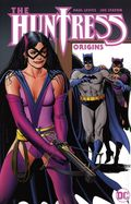 Huntress Origins TPB (2020 DC) 1-1ST