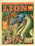 Lion (1960-1966 IPC) UK 2nd Series Aug 21 1965