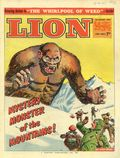 Lion (1960-1966 IPC) UK 2nd Series Aug 7 1965