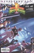 Mighty Morphin Power Rangers (2016 Boom) 47A