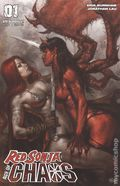 Red Sonja Age of Chaos (2020 Dynamite) 1A