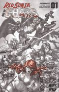Red Sonja Age of Chaos (2020 Dynamite) 1J
