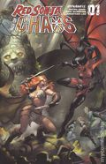 Red Sonja Age of Chaos (2020 Dynamite) 1N