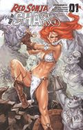 Red Sonja Age of Chaos (2020 Dynamite) 1P