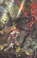 Red Sonja Age of Chaos (2020 Dynamite) 1U