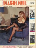Diabolique (1961 Selbee Associates) Magazine Vol. 1 #1