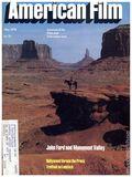 American Film (1977-1992 American Film Institute) Magazine Vol. 3 #7