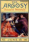 Argosy Part 2: Argosy (1894-1920 Munsey Publications) Vol. 96 #1