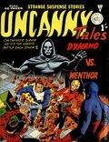Uncanny Tales (1963-1989 Alan Class) UK Series 35
