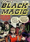 Black Magic (1952-1954 Prize/Arnold Book Co.) UK Series 5
