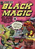 Black Magic (UK 1952-1954 Prize/Arnold Book Co.) 9