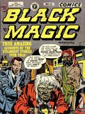Black Magic (UK 1952-1954 Prize/Arnold Book Co.) 10