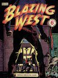 Blazing West (UK 1951 Streamline) A