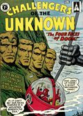 Challengers of the Unknown (UK 1960 Thorpe & Porter) 4
