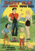Daisy Mae and Li'l Abner Paper Dolls (1942 Saalfield Publishing) 0