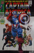 Captain America Poster (2011 Marvel) art by Ron Garney ITEM #1