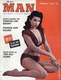 Modern Man Magazine (1951-1976 PDC) Vol. 3 #8