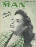 Modern Man Magazine (1951-1976 PDC) Vol. 1 #7
