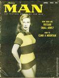 Modern Man Magazine (1951-1976 PDC) Vol. 1 #10
