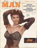 Modern Man Magazine (1951-1976 PDC) Vol. 2 #7