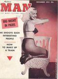 Modern Man Magazine (1951-1976 PDC) Vol. 3 #6