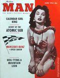 Modern Man Magazine (1951-1976 PDC) Vol. 3 #12
