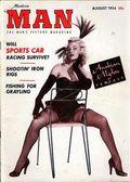 Modern Man Magazine (1951-1976 PDC) Vol. 4 #2