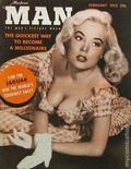 Modern Man Magazine (1951-1976 PDC) Vol. 4 #8