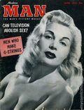 Modern Man Magazine (1951-1976 PDC) Vol. 4 #12