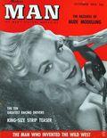 Modern Man Magazine (1951-1976 PDC) Vol. 5 #4
