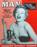 Modern Man Magazine (1951-1976 PDC) Vol. 5 #12