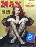 Modern Man Magazine (1951-1976 PDC) Vol. 6 #9