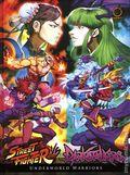 Street Fighter vs. Darkstalkers Underworld Warriors HC (2020 Udon) 1-1ST