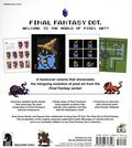 FF DOT: The Pixel Art of Final Fantasy HC (2020 Dark Horse) 1-1ST
