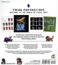 FF DOT: The Pixel Art of Final Fantasy HC (2020 Dark Horse) 1-1ST