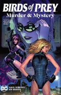 Birds of Prey Murder and Mystery TPB (2020 DC ) 1-1ST