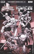 Power Rangers Teenage Mutant Ninja Turtles (2019 Boom) 1I