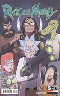 Rick and Morty (2015 Oni Press) 58A