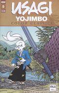 Usagi Yojimbo Color Classics (2020 IDW) 1