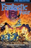 Fantastic Four The Coming of Galactus TPB (2020 Marvel) Epic Collection 2nd Edition 1-1ST
