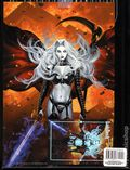 Lady Death Rules HC (2017 Coffin Comics) 2LTD-1ST