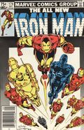 Iron Man (1968 1st Series) Canadian Price Variant 174