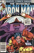 Iron Man (1968 1st Series) Canadian Price Variant 169