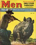 Men Magazine (1952-1982 Zenith Publishing Corp.) Vol. 2 #9