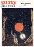 Galaxy Science Fiction (1950-1980 World/Galaxy/Universal) Vol. 3 #2