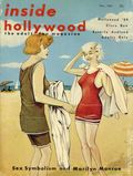 Inside Hollywood (1960 Monogram Publications) The Adult Fan Magazine Vol. 1 #1